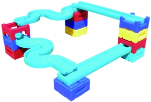 AquaBlocks, Aqua blocks - playground equipment and parts