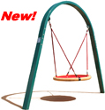 Playground Equipment :: Swings and Swingsets :: Biggo Solo
